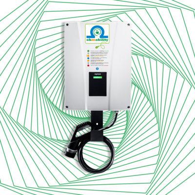 Prodotti e modelli Ohm Mobility Levante colonnine di ricarica auto elettriche