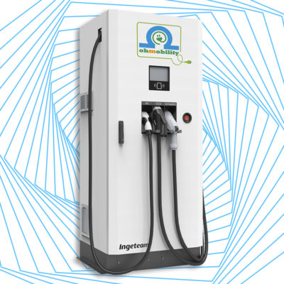 Prodotti e modelli Ohm Mobility Maestrale colonnine di ricarica auto elettriche