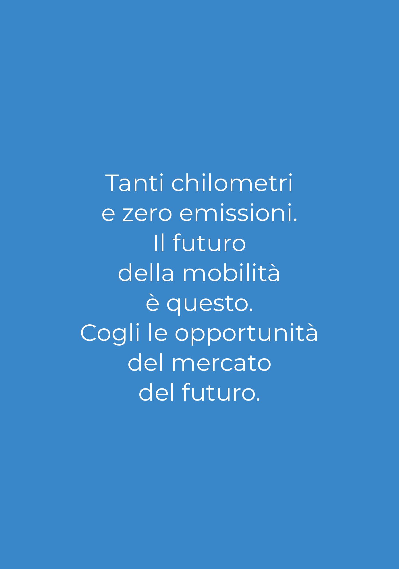 Ohm Mobility Sostenibilità del mercato del futuro