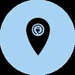 Icona puntatore installazione Ohm Mobility