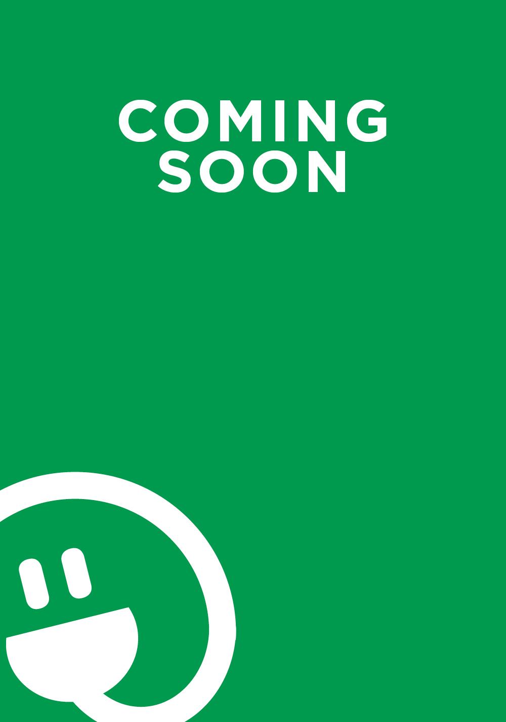 Coming soon scheda tecnica